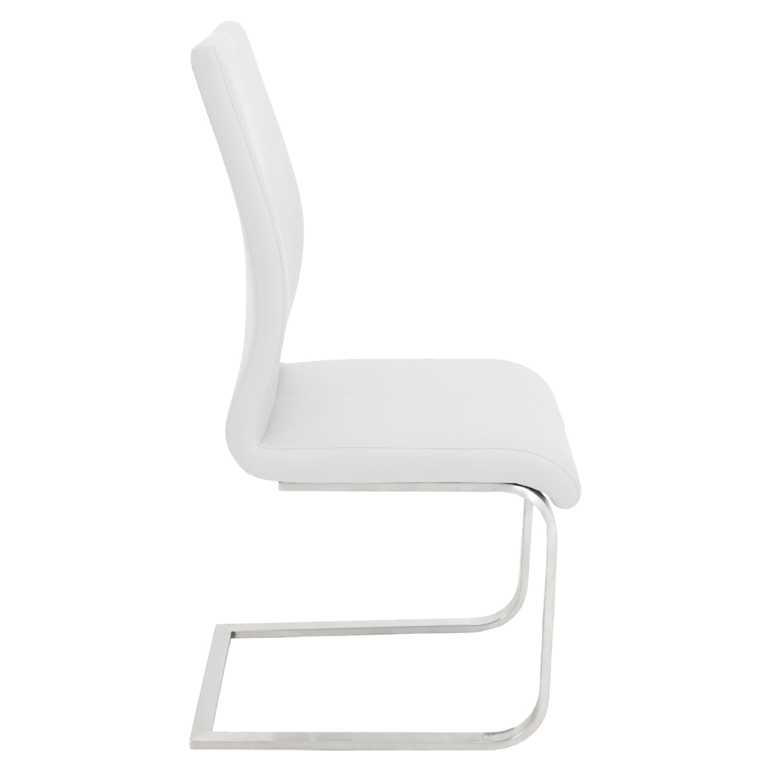 Dynasty Dining Chair - White (Set of 2) - LMS-DC-DNSTY-W2