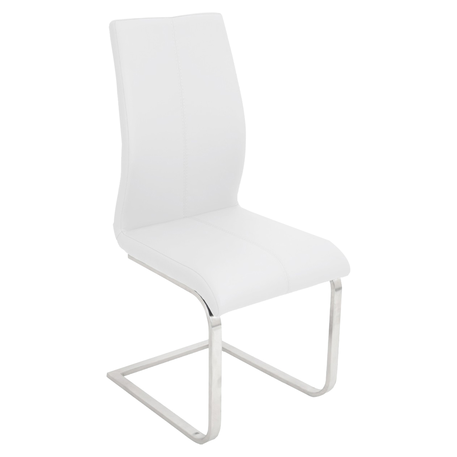 Dynasty Dining Chair - White (Set of 2)