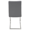 Foster Dining Chair - Gray (Set of 2) - LMS-DC-FSTR-GY2