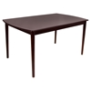 Tintori Rectangular Dining Table - Espresso