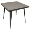 Austin Square Dining Table - Antique