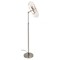 Ozzy Floor Lamp - Satin Nickel - LMS-LS-L-OSCFLR-NI