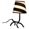 Woof Table Lamp - Black, White - LMS-LS-L-WFTBL-B-BW