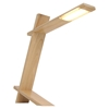 Plank Table Lamp - Natural