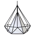 Hedron Pendant Lamp