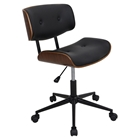Lombardi Height Adjustable Office Chair - Swivel