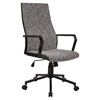 Congress Height Adjustable Office Chair - Swivel, Black