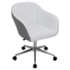 Shelton Office Chair - Gray, White