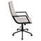 Senator Height Adjustable Office Chair - Swivel, Tan - LMS-OFC-AC-SN-T-T