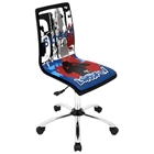 Selwyn Printed Graffiti Computer Chair