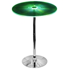 Spyra Glowing Acrylic Bar Table