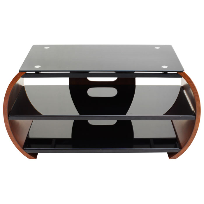 Metro Series Wood and Glass TV Stand - LMS-TV-SW-TS-172