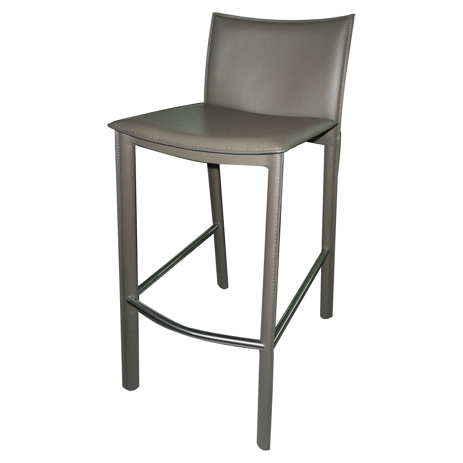 Panca Counter Stool - Charcoal