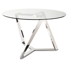 Clifton Dining Table - Glass Top