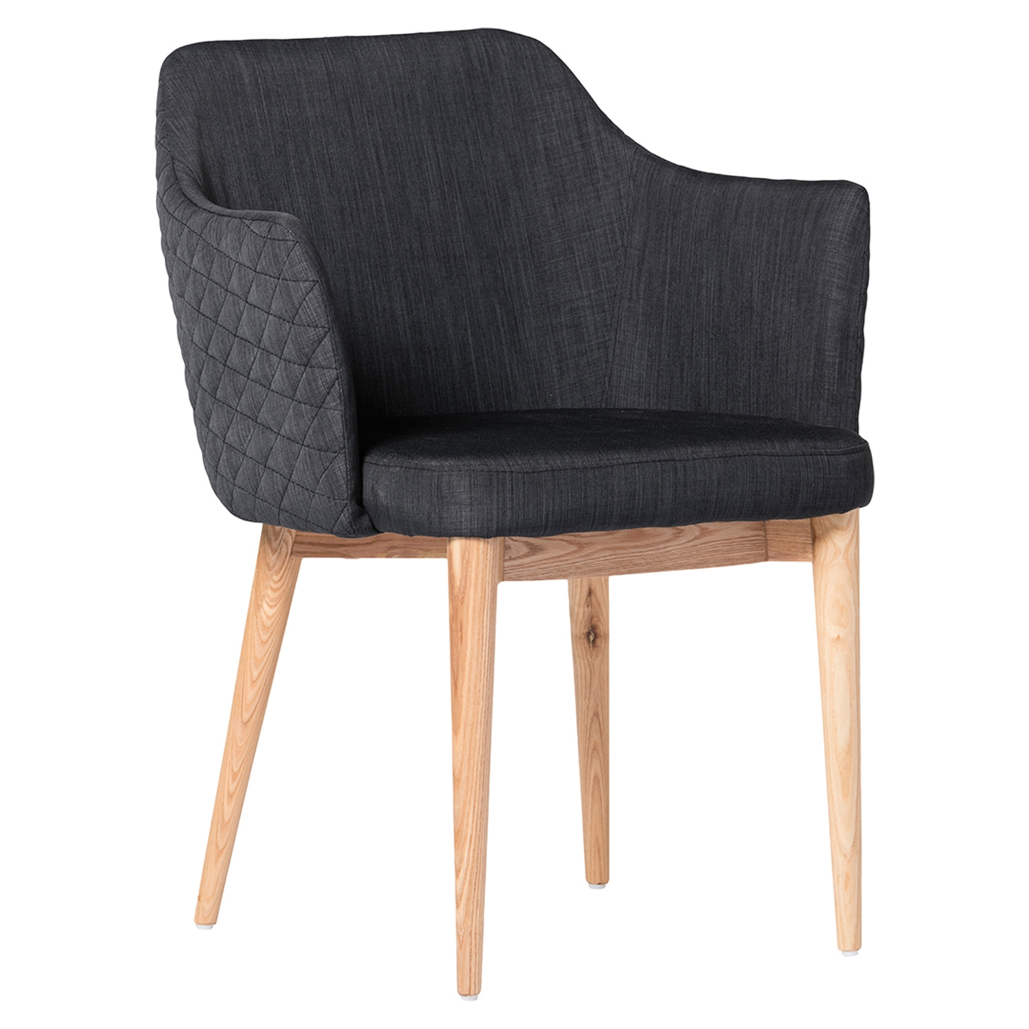 Glen Armchair - Gray