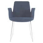 Clara Arm Chair - Blue