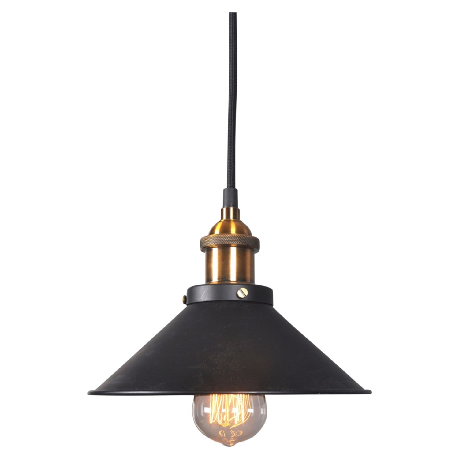 Renata Pendant Lamp - Black