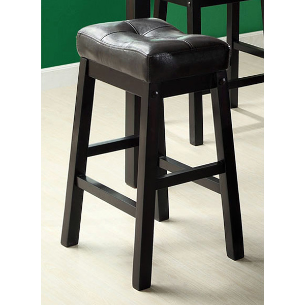 Honor 5 Piece Counter Set - Backless Stools, Cappuccino Finish - MNRH-I-1135