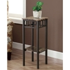 Illusion Plant Stand - Lower Shelf, Bronze Finish