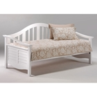 Seagull White Daybed