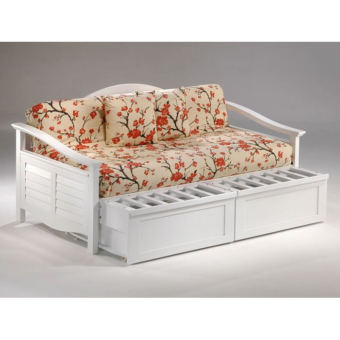 Seagull White Daybed - NDF-SEAGULL