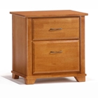 Juniper Two Drawer Nightstand