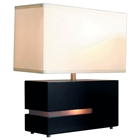 Zen Reclining Table Lamp with Built-in Night Light