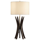 Quinta Table Lamp with Flared Legs