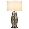 Bird's Nest Oval Table Lamp