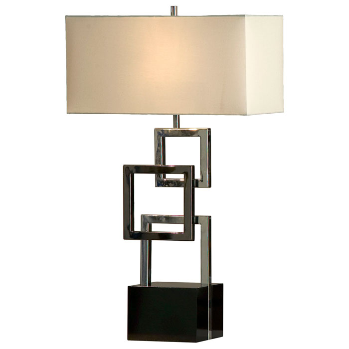 Cuadros Table Lamp