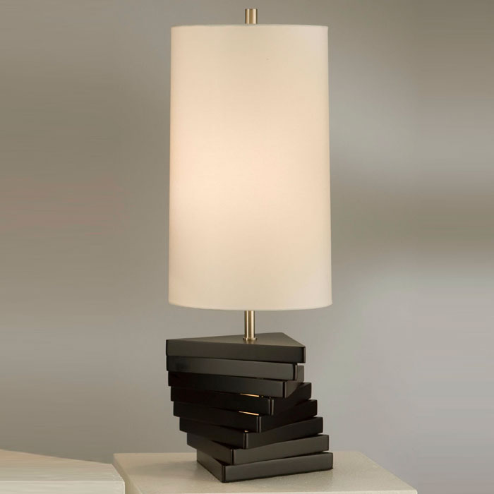 Torso Accent Table Lamp