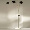 Torso 3-Light Arc Lamp