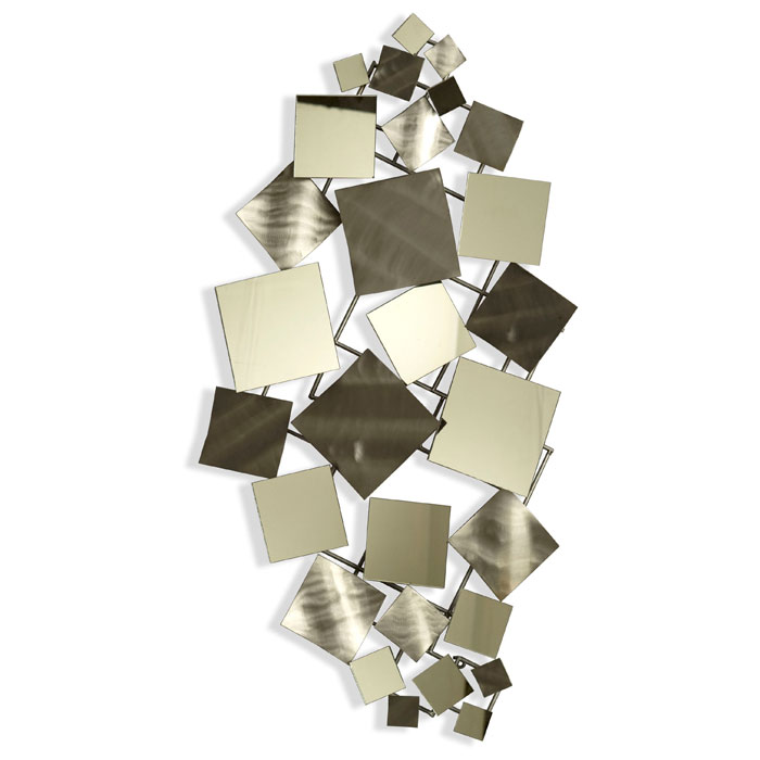 Frenzy Wall Art Mirror - NL-11830