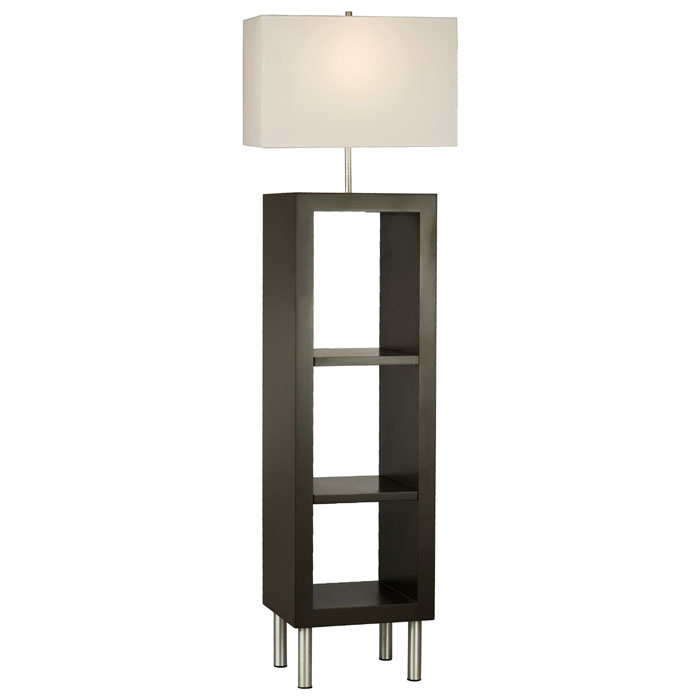 Twin Light Etagere - NL-12061