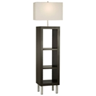 Twin Light Etagere