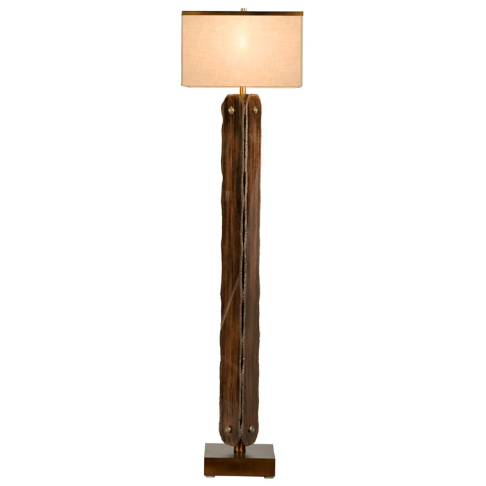 Gemstone Floor Lamp