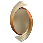 Swerve Wall Mirror