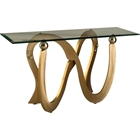 Swooshball Console Table