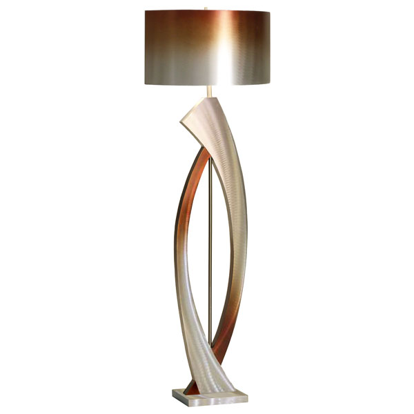 Swerve Floor Lamp