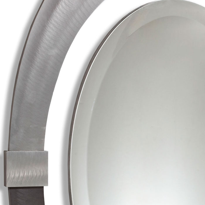 Intersections Oval Mirror - NL-KDM3048