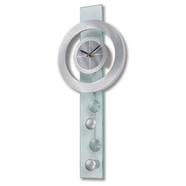 Juggling Time Pendulum Clock - NL-PC1128