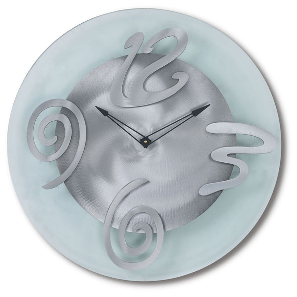 Hour Glass Clock - NL-WC24