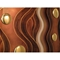 Copper Creek Wall Graphic - NL-WG3651