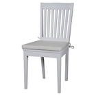 Halifax Dining Chair - Pure White (Set of 2)