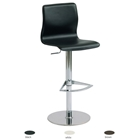 Weston Leather Piston Stool