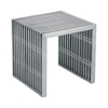 Amici Small Stainless Steel Bench