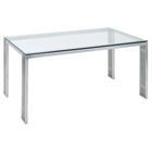 Quasi Glass Dining Table