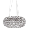 Bulle Clear Hanging Chandelier