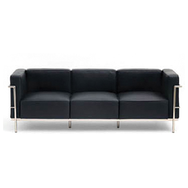 Madrid Modern Leather Sofa