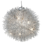 Filament Small Pendant Chandelier